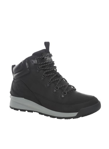 The North Face Back To Berkeley Mid Waterproof Erkek Ayakkabısiyah/Gri Renkli